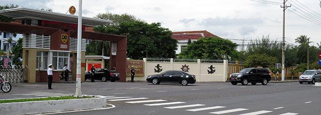 Bộ trưởng Quốc phòng Nhật Bản thăm Cam Ranh