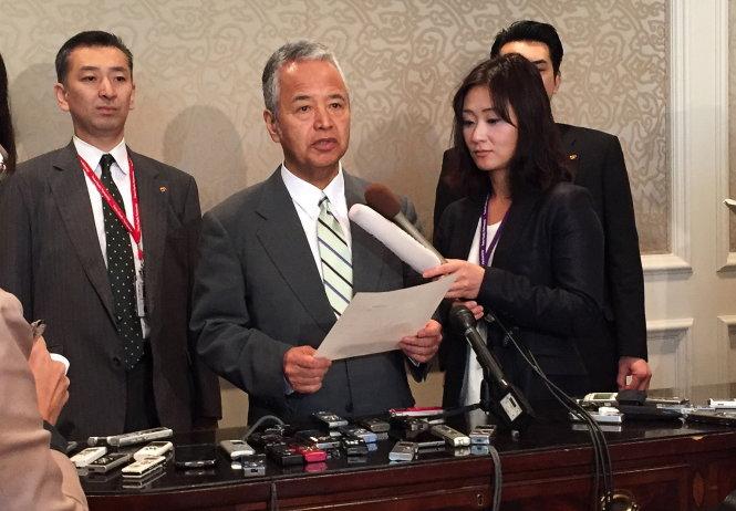 Đàm phán TPP gần về đích vẫn căng thẳng