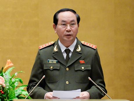 dai tuong tran dai quang chi dao, xu ly nghiem nhung doi tuong kich dong hanh dong khung bo