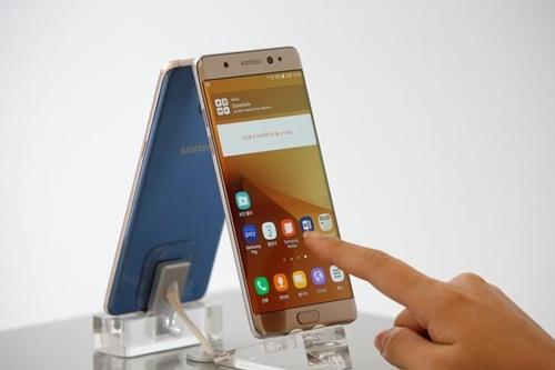 Bộ Công Thương khuyến cáo lập tức ngừng sử dụng Galaxy Note 7