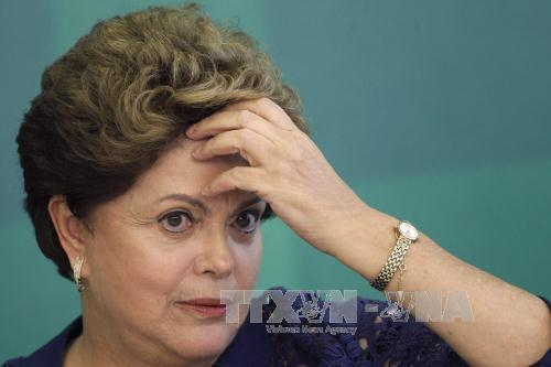 tong thong brazil dilma roussef. anh: epa/ttxvn