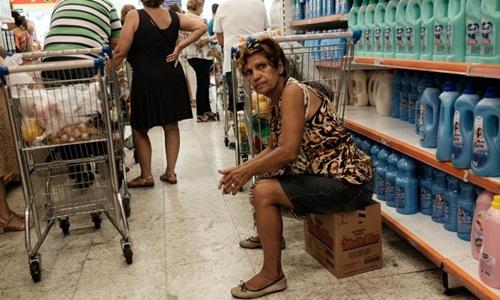 Kinh tế Brazil và Olympic: Từ đỉnh cao xuống vực thẳm