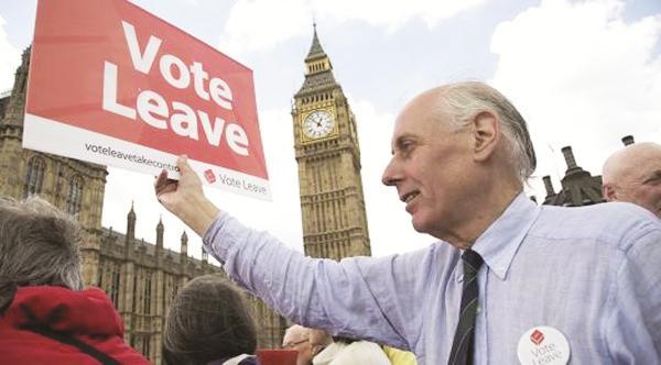 """EU công khai """"biểu đồ ra đi"""" của Anh"""