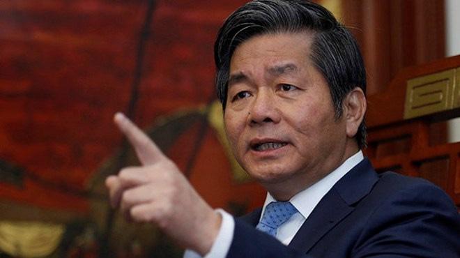 Bộ trưởng Bùi Quang Vinh: 'Lựa chọn duy nhất của Việt Nam là cải cách'