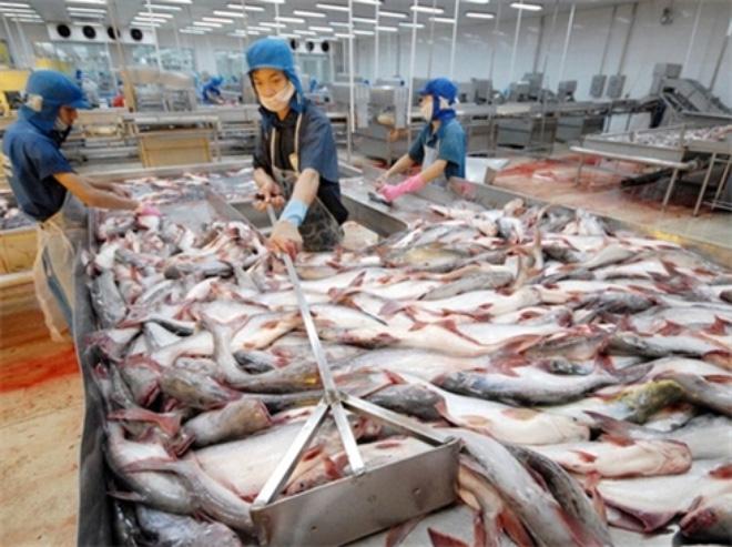 Cơ hội kép cho xuất khẩu thủy sản