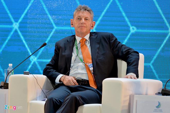 Chủ tịch Exxon Mobil: Dự án Cá Voi Xanh sẽ khai thác năm 2019