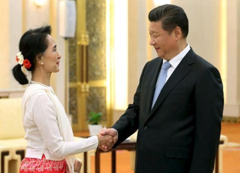 Cách Myanmar ứng xử với tiền bạc Trung Quốc