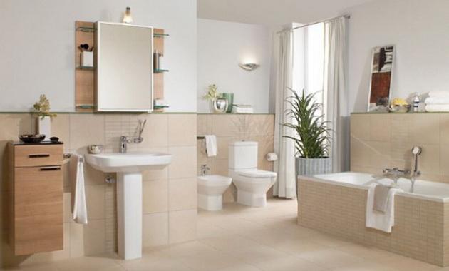 Cách sắp đặt nhà vệ sinh phù hợp phong thủy