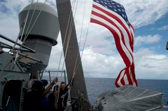 """""""Cán cân sức mạnh quân sự đang dịch chuyển bất lợi cho Mỹ"""""""