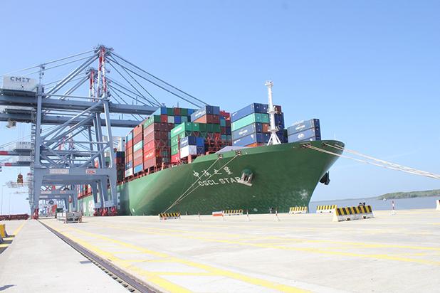 Cảng biển tỷ đô Cái Mép – Thị Vải vã mồ hôi vì đói hàng