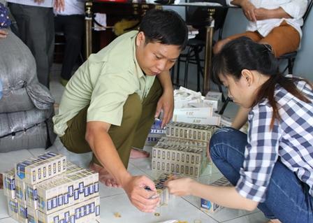 Cần Thơ: Xin tái xuất thuốc lá ngoại để giảm lãng phí, tránh ô nhiễm môi trường