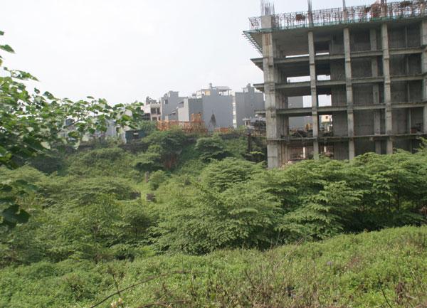 Cao ốc bỏ hoang: Đại gia thách thức chính quyền
