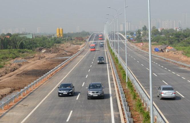 Hơn 1 triệu tỷ đồng cho 37 công trình, dự án giao thông trọng điểm