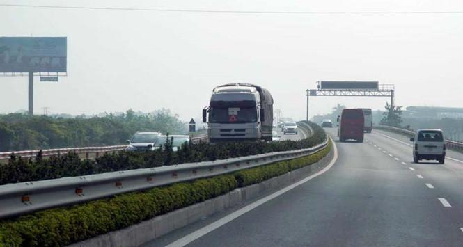 Bán cao tốc lấy tiền làm cao tốc