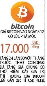 Dau la diem dung cua bong bong Bitcoin?