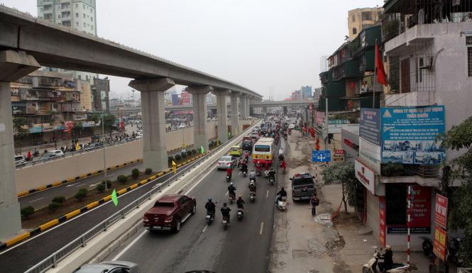 Tin tức tình hình Biển Đông sáng 20-09-2017: Đường sắt Cát Linh - Hà Đông nguy cơ lại trễ hẹn, hạng mục nào cũng dở dang do thiếu vốn