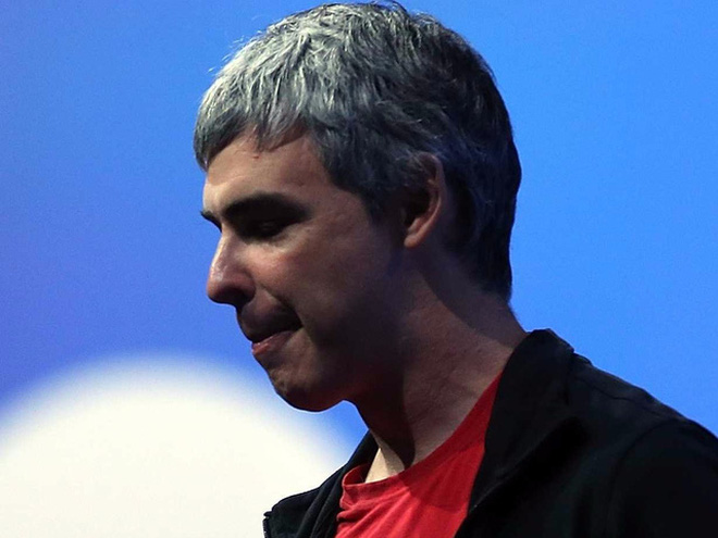 ceo alphabet (cong ty me cua googe) - larry page.