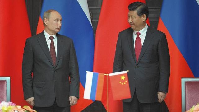 Chiến lược xoay trục sang châu Á của Nga thất bại vì Trung Quốc?