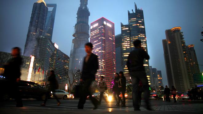 """Bắt mạch"" sức khỏe kinh tế Trung Quốc qua Google"