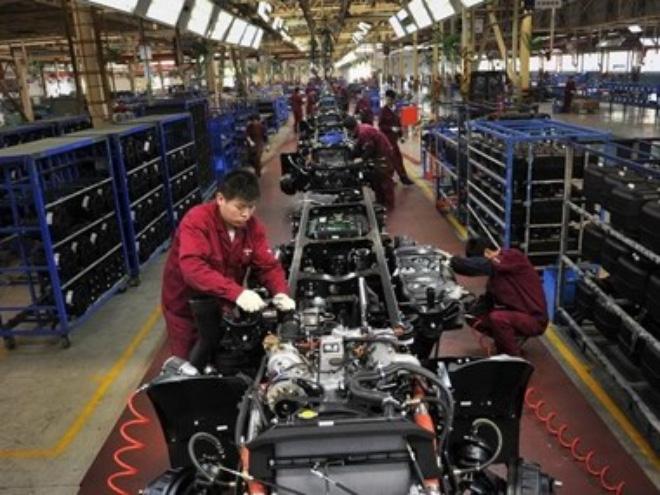 IMF hạ dự báo tăng trưởng toàn cầu năm 2016 xuống còn 3,4%