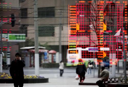 Chứng khoán Trung Quốc nguy cơ lại lao dốc