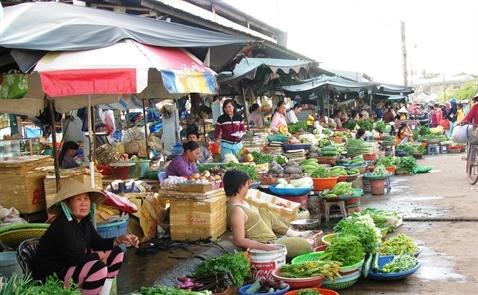Nông thôn là thị trường 'màu mỡ' của ngành hàng tiêu dùng nhanh