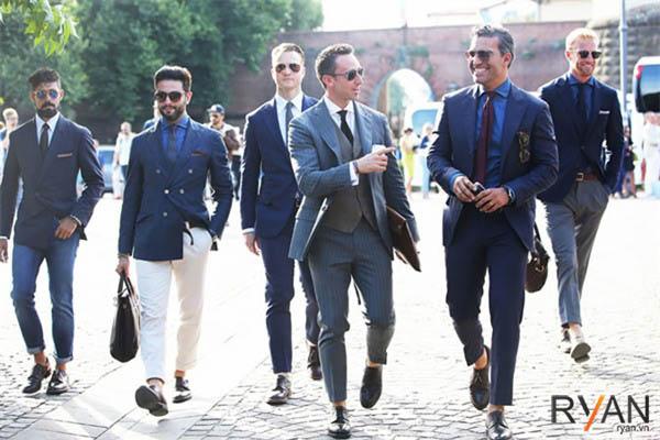 Quy tắc chọn vest phù hợp hình thể cho các quý ông