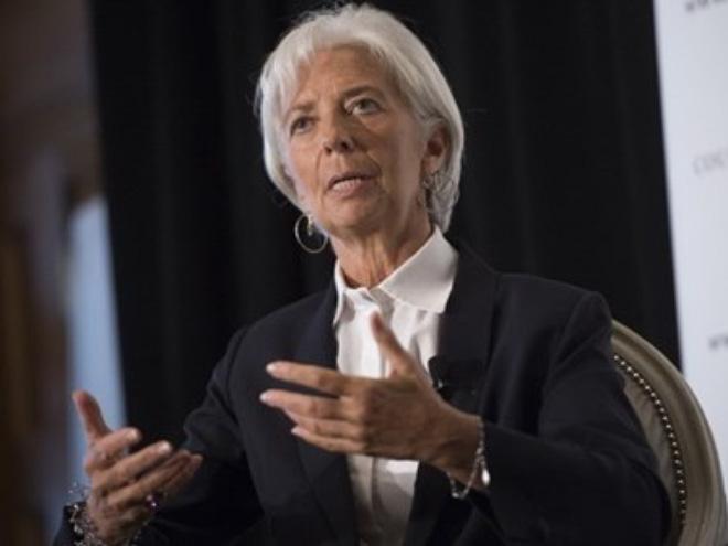Tổng Giám đốc IMF: Lộ trình tăng lãi suất của Fed nên diễn ra chậm