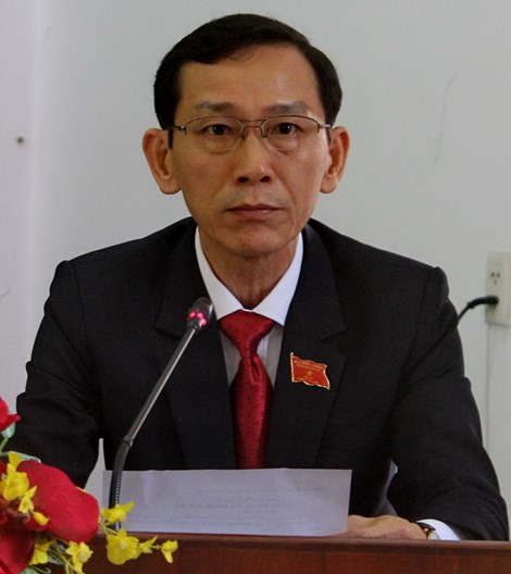 ong vo thanh thong - chu tich ubnd tp can tho. anh: gia tue