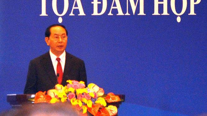 Chủ tịch nước: Việt Nam hoan nghênh dòng đầu tư mới từ Trung Quốc