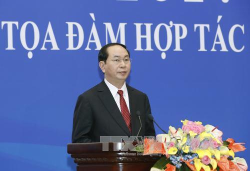Việt Nam thúc đẩy thương mại với Trung Quốc lên 100 tỷ USD/năm