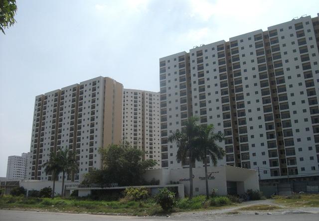 [Chùm ảnh] Cận cảnh khu tái định cư đồ sộ và sang trọng bậc nhất TPHCM