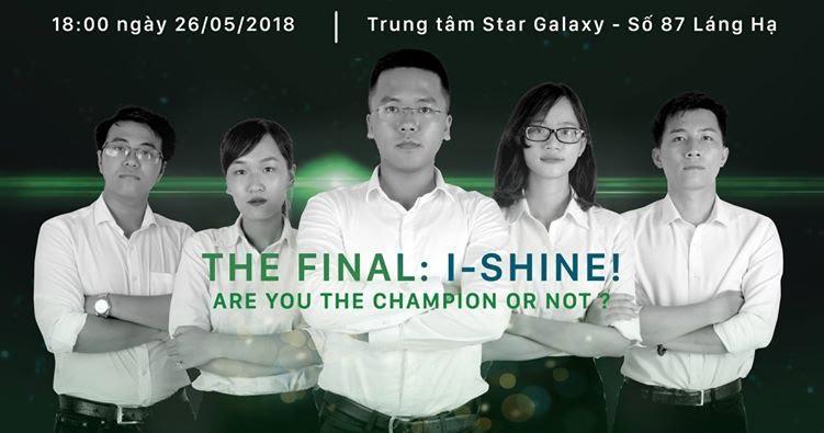 Chung kết I-INVEST! 2018: Đêm của những trí tuệ bứt phá