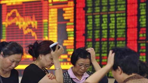 Chứng khoán Trung Quốc ngược chiều châu Á
