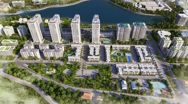 BIM Group - Syrena Việt Nam chính thức giới thiệu dự án Green Bay Village
