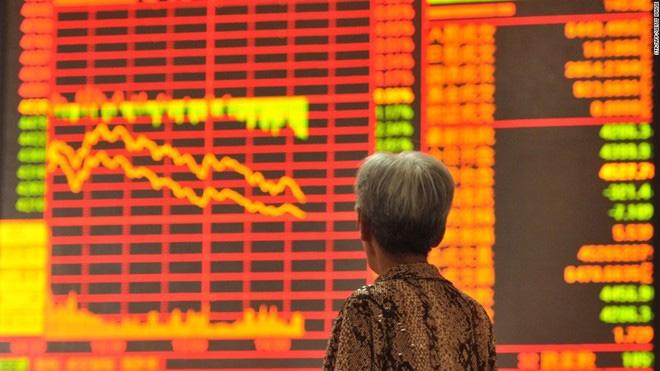Vì sao chứng khoán Trung Quốc giảm sốc?