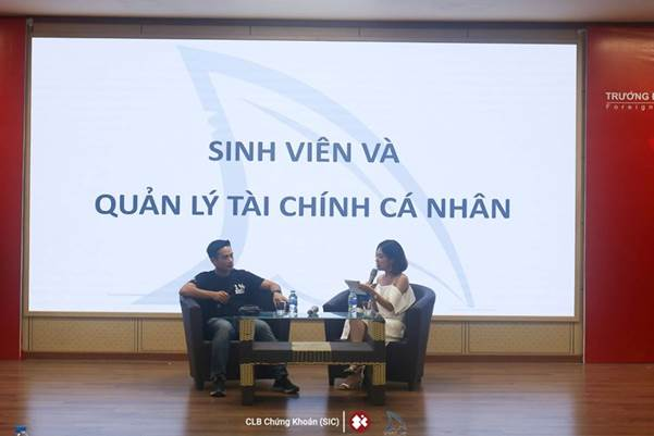 """Hội thảo """"Đầu tư vốn nhỏ - Bước đầu đến với tự do tài chính"""": Hướng đi nào cho sinh viên Kinh tế - Tài chính?"""