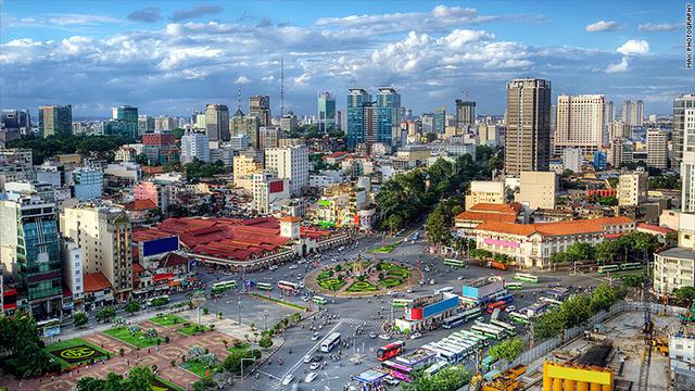CNN: Việt Nam là một trong 8 thị trường mới nổi hấp dẫn nhất