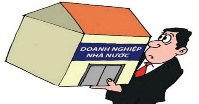 'Nút thắt' cổ phần hóa doanh nghiệp nhà nước