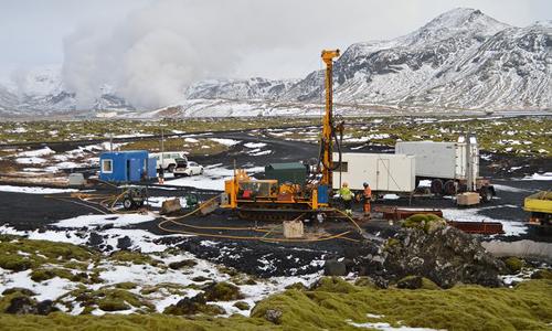 Đột phá trong công nghệ hóa đá CO2