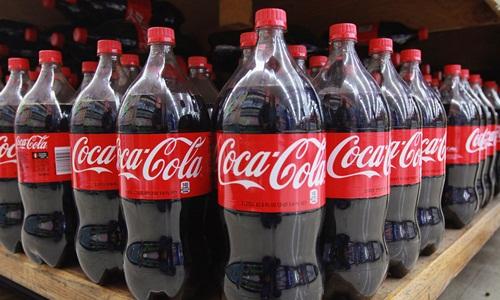 coca-cola dang gap kho vi nguoi tieu dung quay lung voi do uong co duong. anh:independent