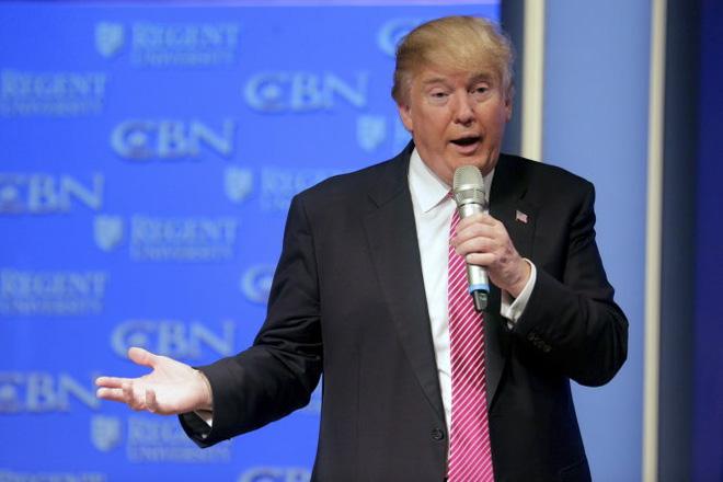 Ai có thể cản được bước tiến của Donald Trump?