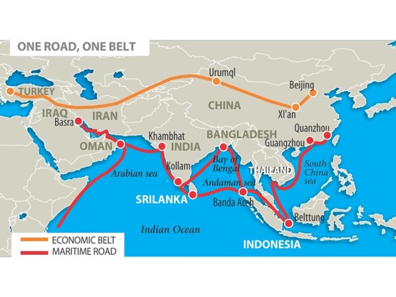 Ấn Độ từ chối phụ thuộc vào hoài bão Trung Quốc