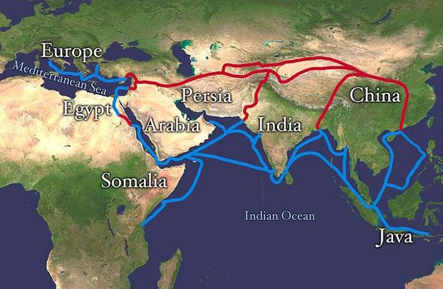 'Con đường tơ lụa' của Trung Quốc lớn cỡ nào?