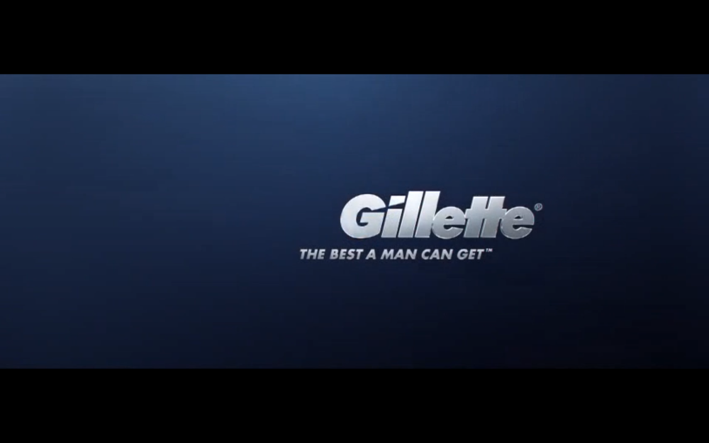 "gillette, ""the best a man can get"" (1989)"