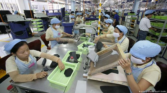 Việt Nam, Trung Quốc tái định hình bản đồ sản xuất ở châu Á