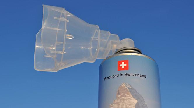 san pham swiss alpine air anh: facebook