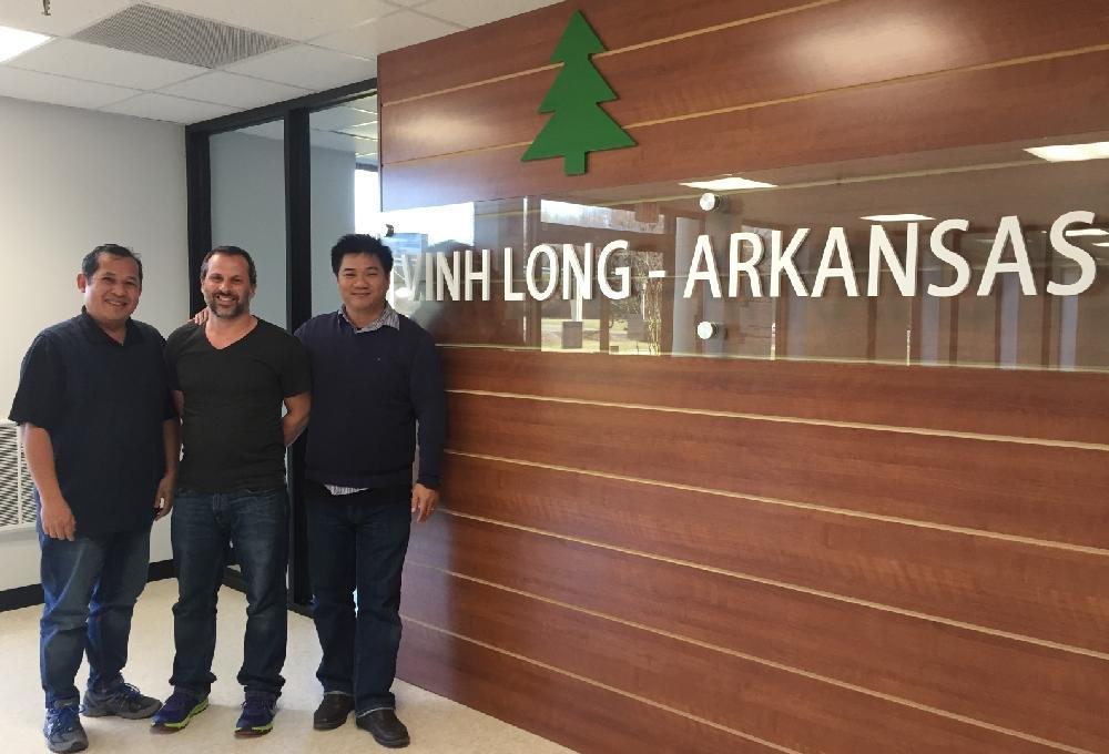 Mỹ chào đón công ty Việt mở nhà máy 15 triệu USD