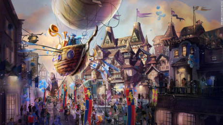 Cac cong vien giai tri ty USD canh tranh voi Disney Thuong Hai - Anh 4