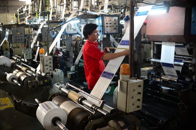 """Các ngành sản xuất thay đổi gì trước """"cơn lốc AEC""""?"""